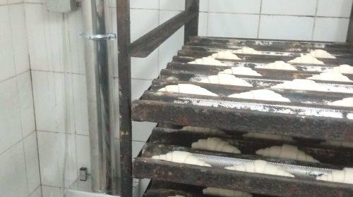 Расстойка для пекарни в супермаркете