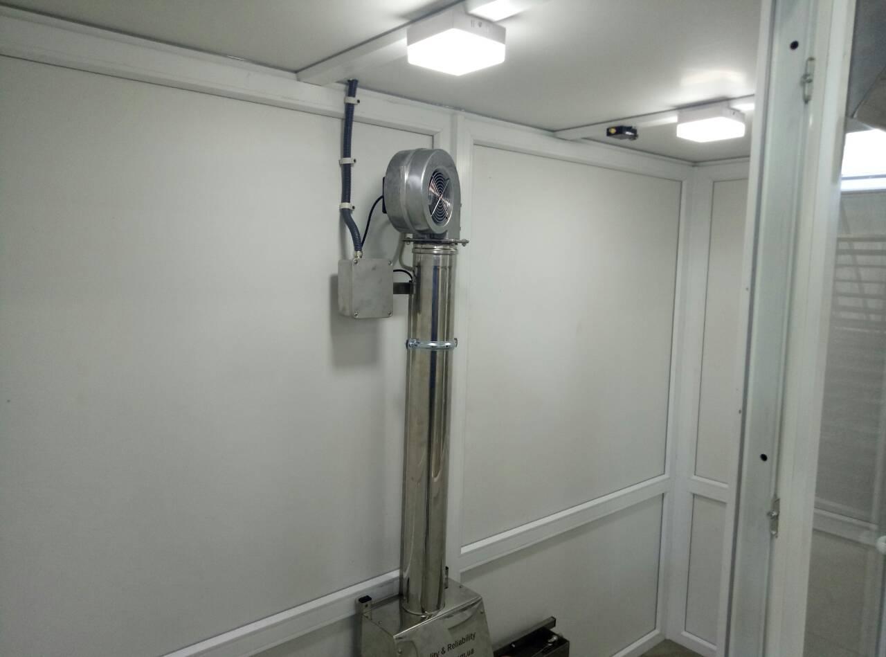 климатическа установка Q&R