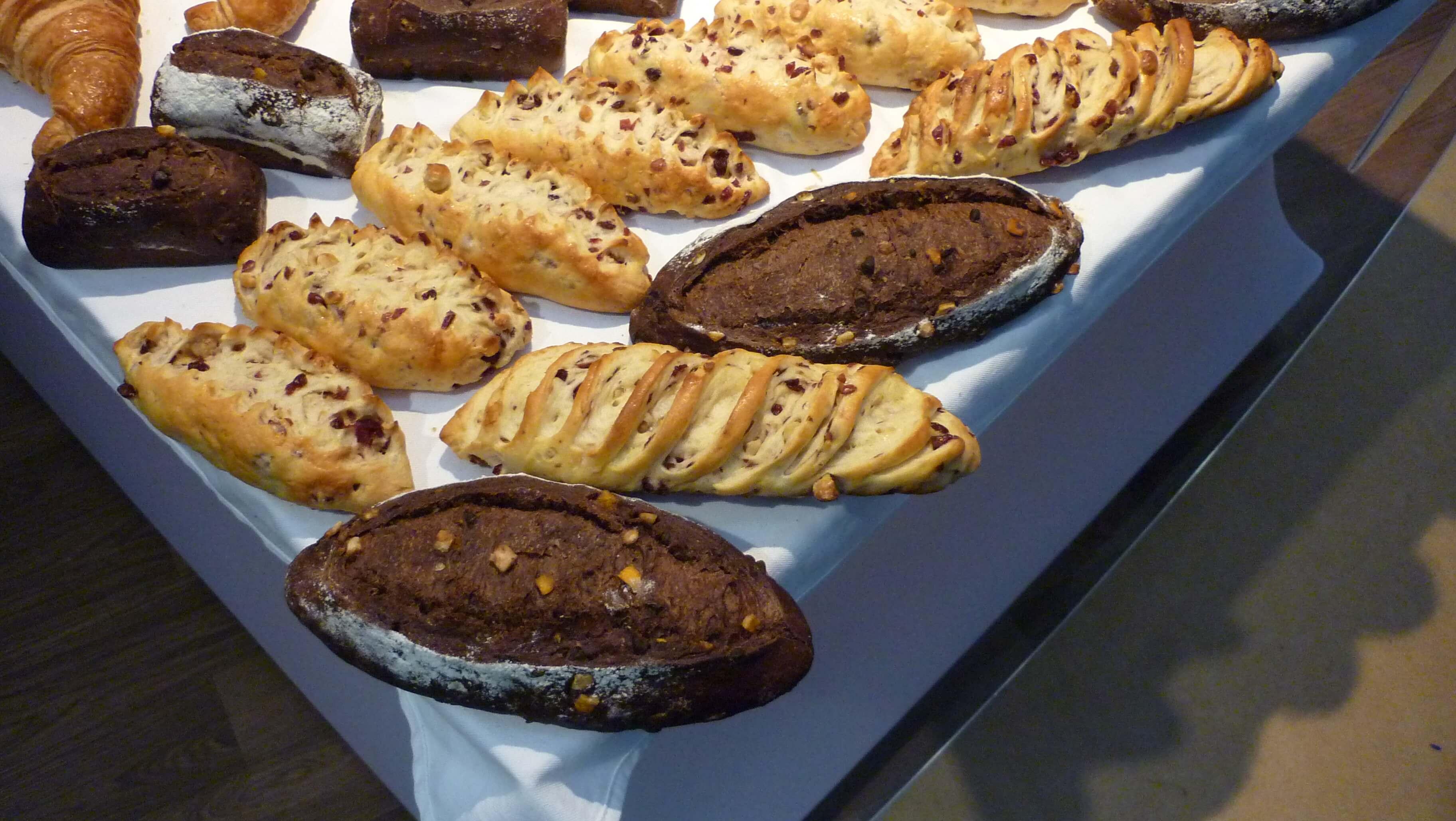 Хлеб после растойки