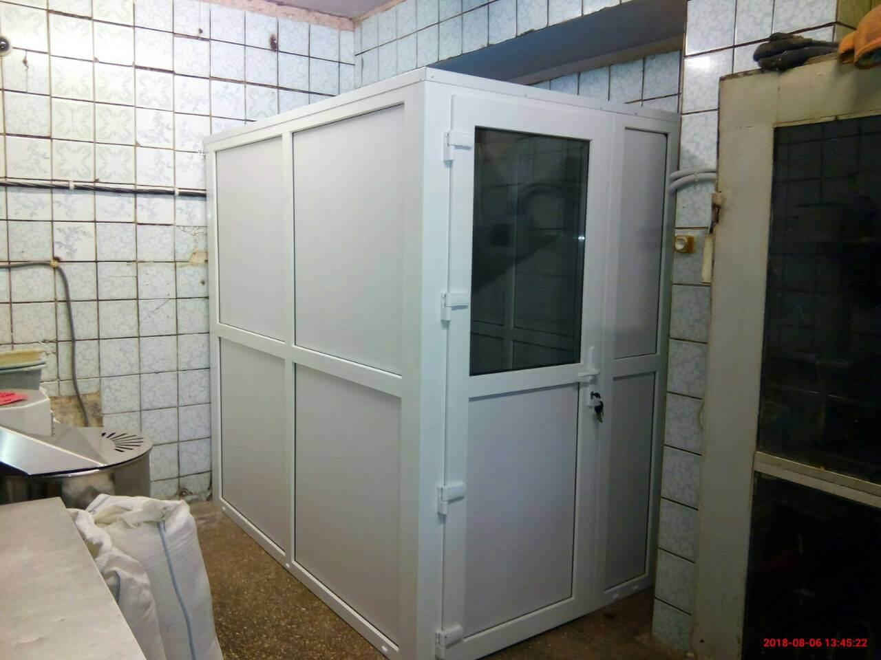 Proofer cabinet Q&R
