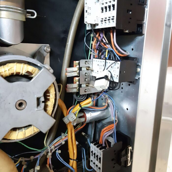 пароконвектомат CD61 rational