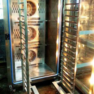 Конвекционная печь Wiesheu B15