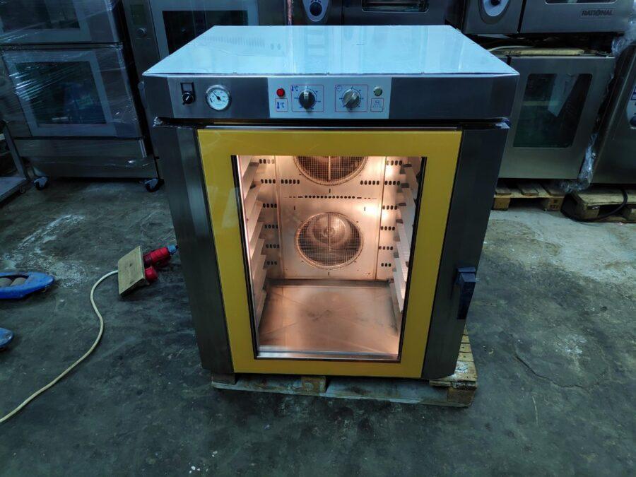 конвекционная печь Wiesheu B10