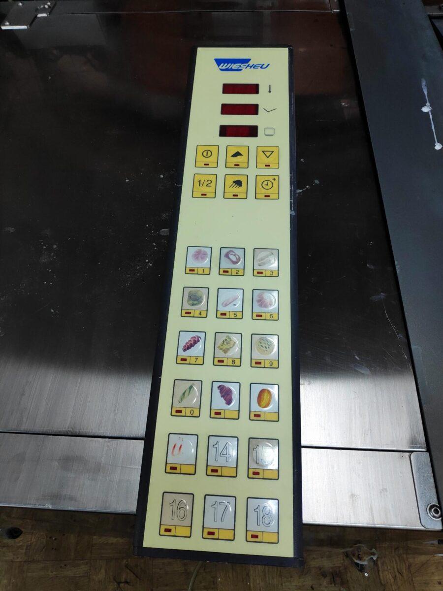 панель wiesheu TS200