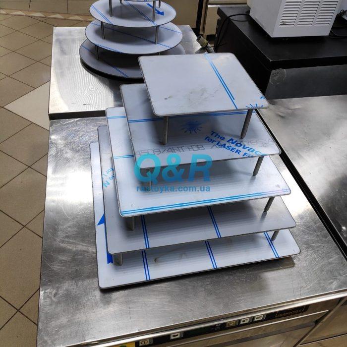 подставка под торт нержавейка